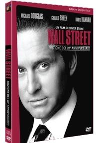 La copertina DVD di Wall Street - Edizione 20° anniversario