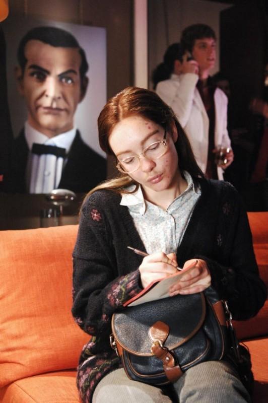 Cristiana Capotondi è la timida e goffa protagonista di Come tu mi vuoi