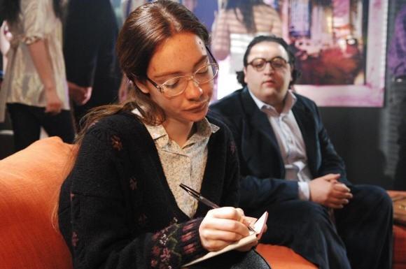 Cristiana Capotondi in una scena del film Come tu mi vuoi