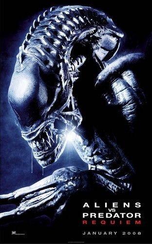 La locandina di Alien Vs. Predator: Requiem