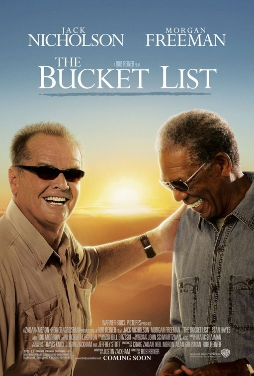 La locandina di The Bucket List