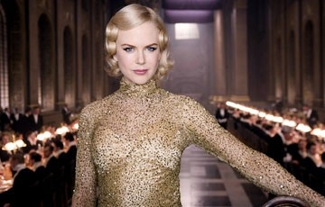 Una splendida Nicole Kidman in una scena de La bussola d'oro