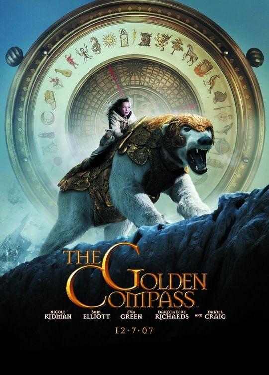 Uno dei poster di Queste oscure materie: La bussola d'oro