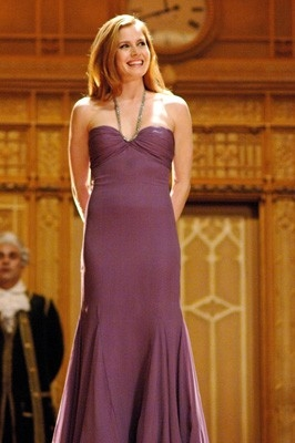 Amy Adams  in una scena di Come d'incanto