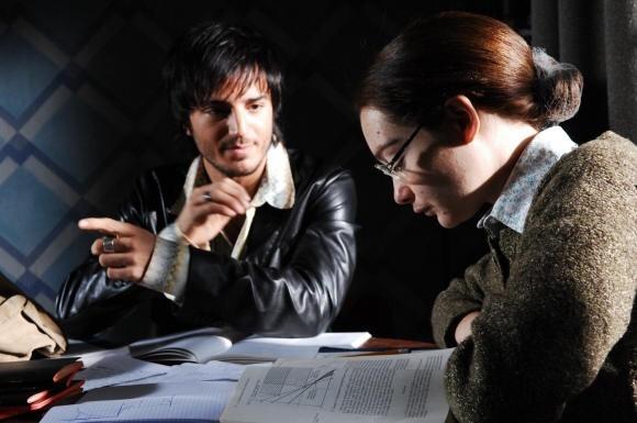 Cristiana Capotondi e Nicolas Vaporidis in una scena del film Come tu mi vuoi