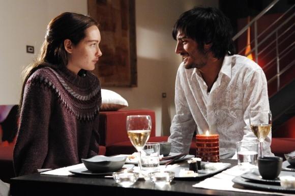 Cristiana Capotondi e Nicolas Vaporidis in una scena di Come tu mi vuoi