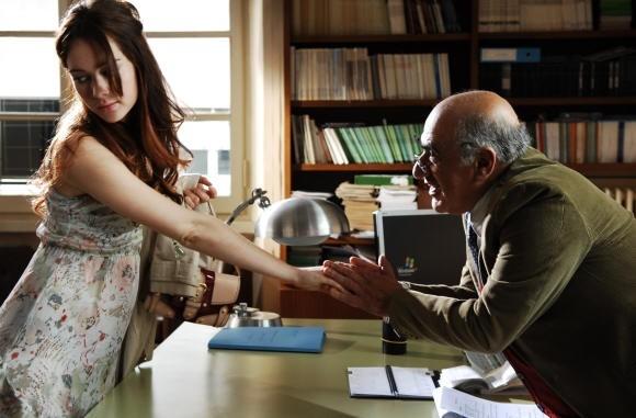 Cristiana Capotondi in una scena di Come tu mi vuoi diretto da Volfango De Biasi nel 2007