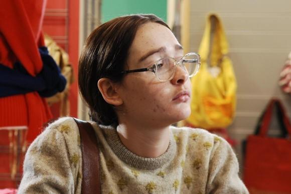 Cristiana Capotondi 'trasformata' in una scena del film Come tu mi vuoi