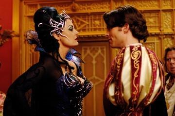 James Marsden e Susan Sarandon in una scena di Come d'incanto