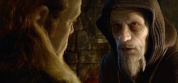 Una sequenza del fantasy La leggenda di Beowulf