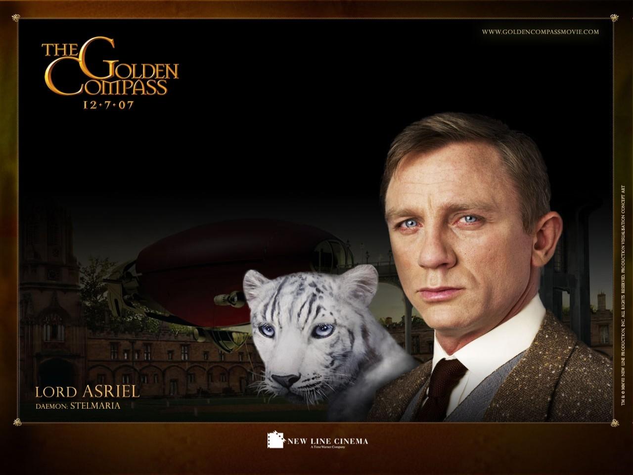 Wallpaper del film La bussola d'oro - Daniel Craig