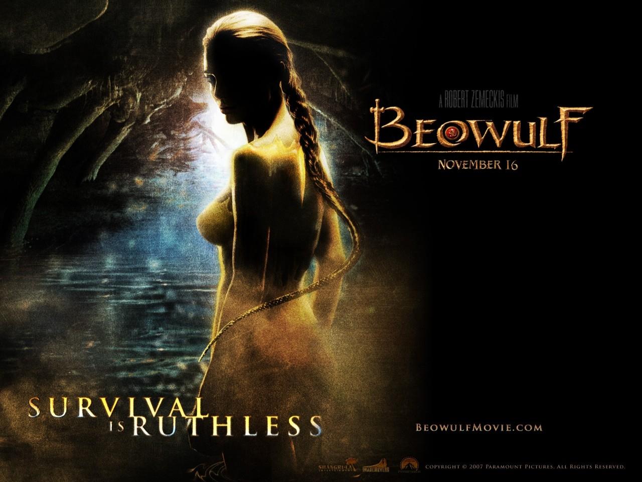 Wallpaper del film Beowulf