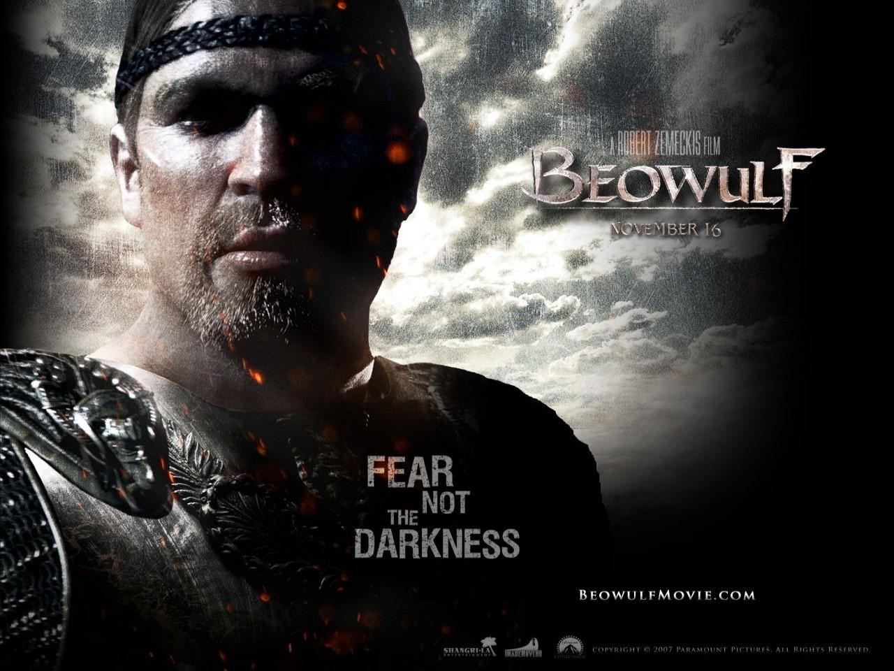 Wallpaper del film La leggenda di Beowulf (2007)