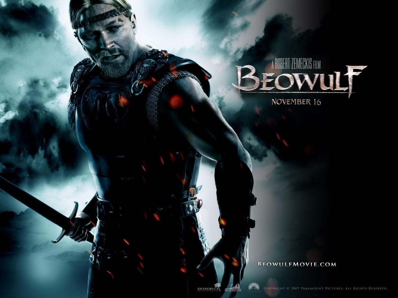 Wallpaper del film La leggenda di Beowulf