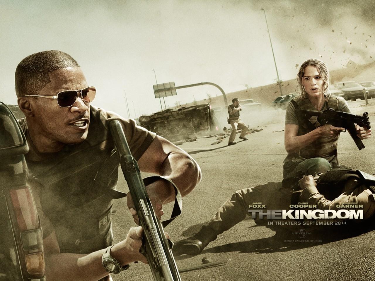 Wallpaper del film The Kingdom