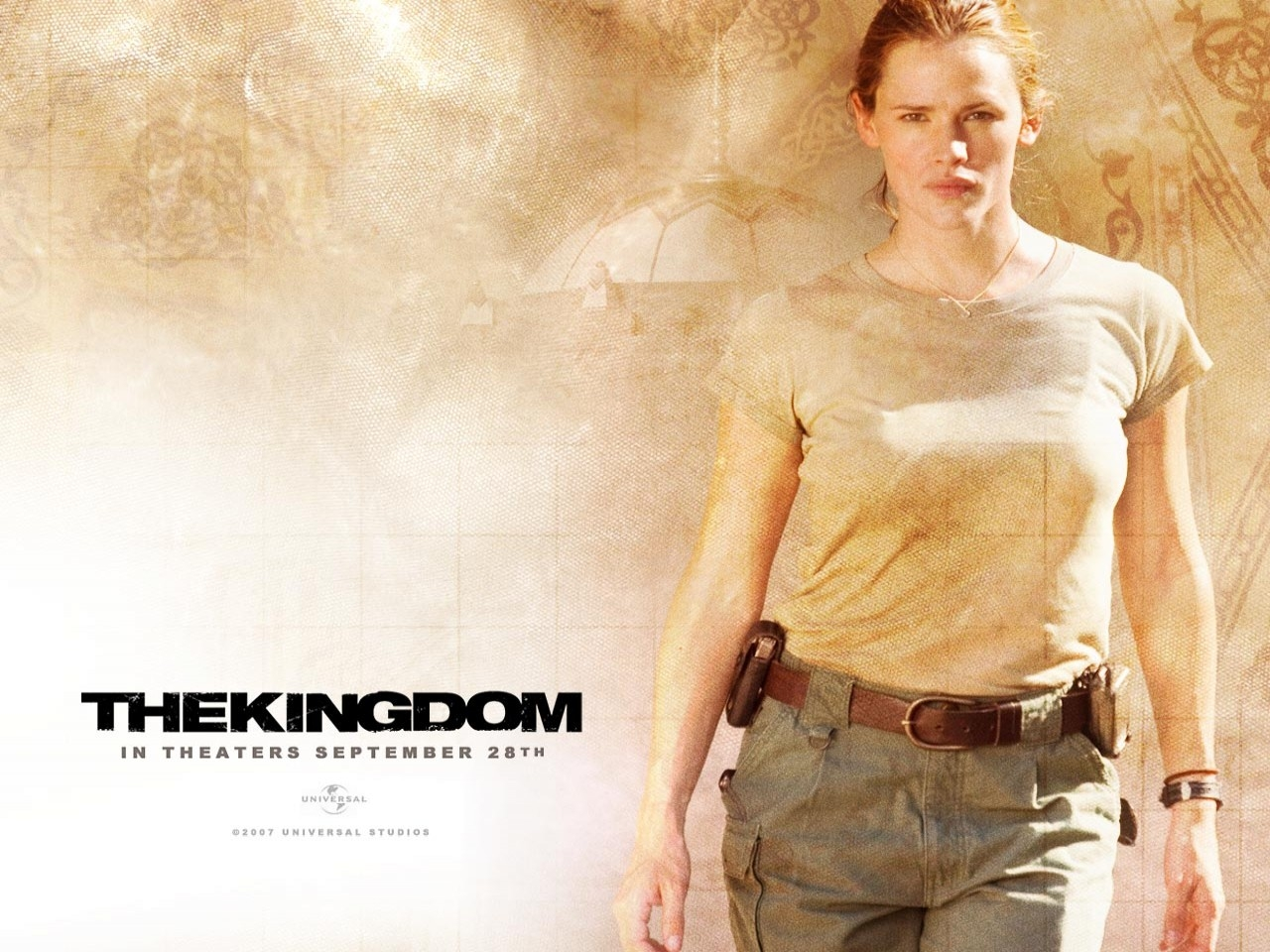 Wallpaper del film The Kingdom