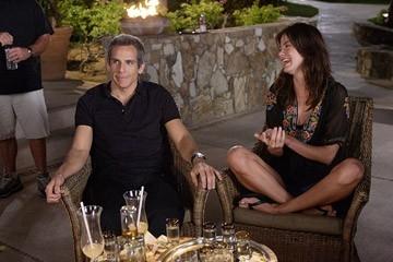 Ben Stiller accanto a Michelle Monaghan in un'immagine del film Lo spaccacuori.