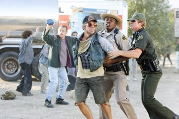 Ben Stiller in una scena della commedia vacanziera Lo spaccacuori.
