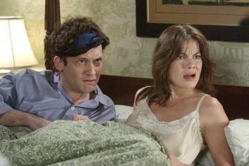 Johnny Sneed e Michelle Monaghan in un'immagine del film Lo spaccacuori.
