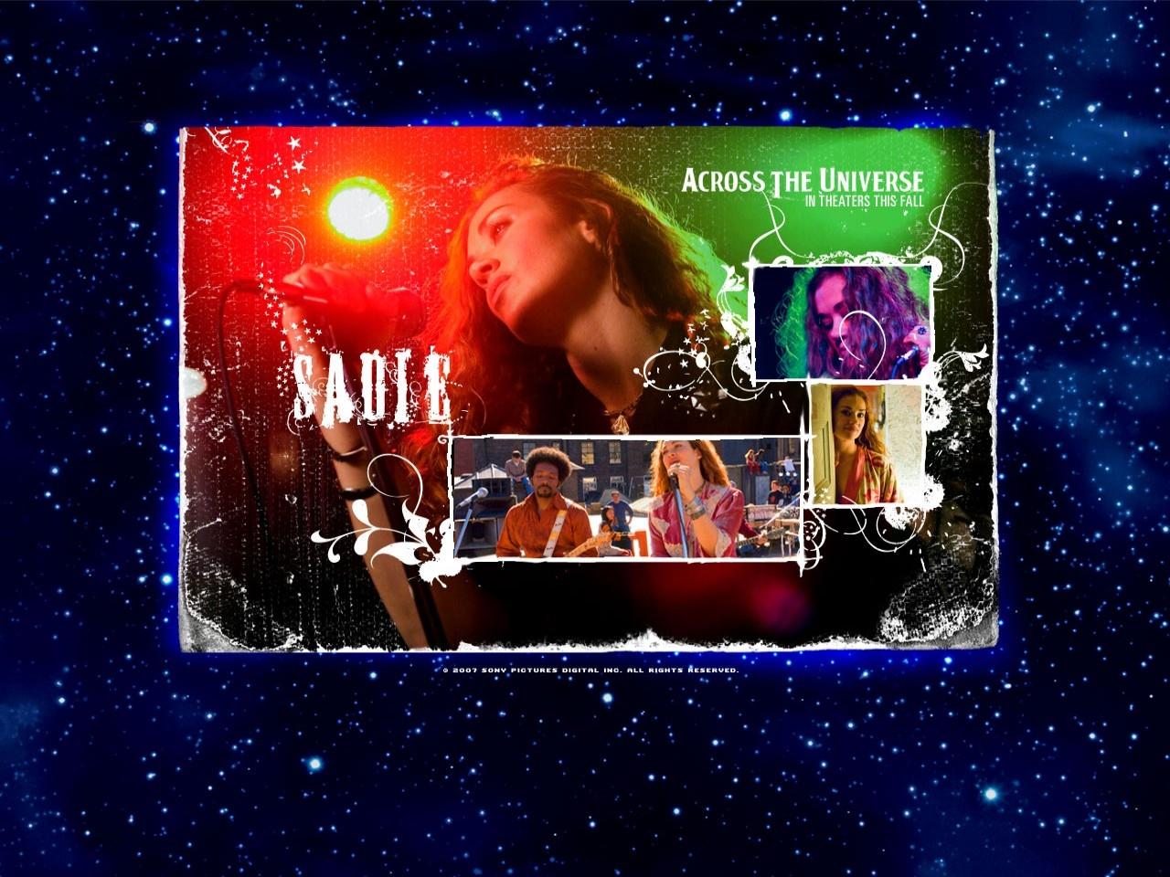 Wallpaper del film musicale Across the Universe