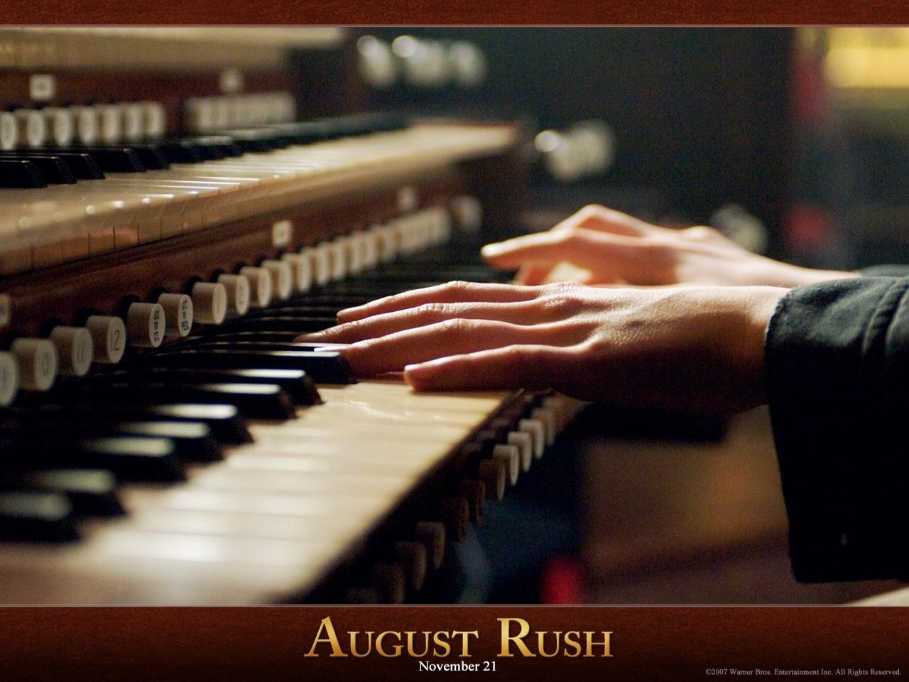 Wallpaper del film August Rush - La musica nel cuore