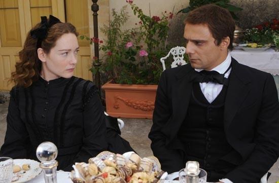 Cristiana Capotondi in una scena de I vicerè