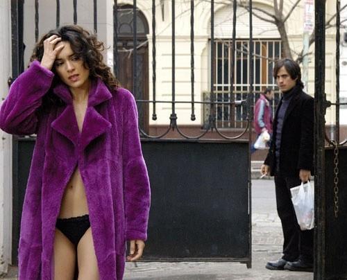 Gael Garcia Bernal in una sequenza del film Il passato