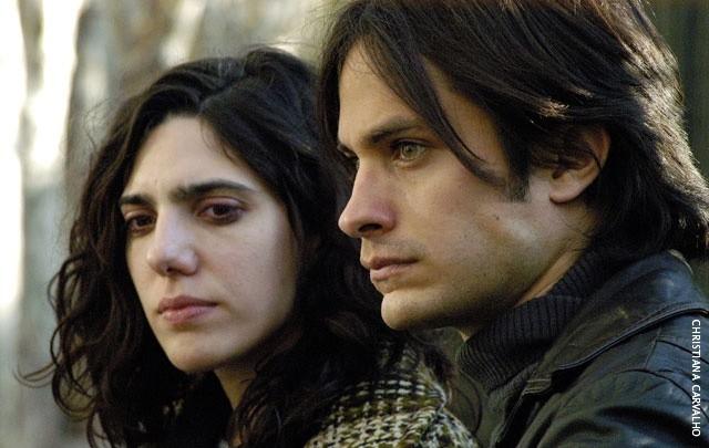 Gael Garcia Bernal in una scena del dramma Il passato, da lui interpretato nel 2007
