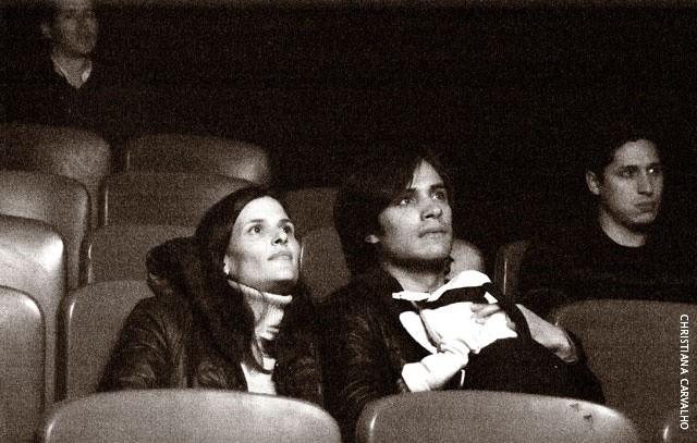 Gael Garcia Bernal in una scena del film Il passato, 2007
