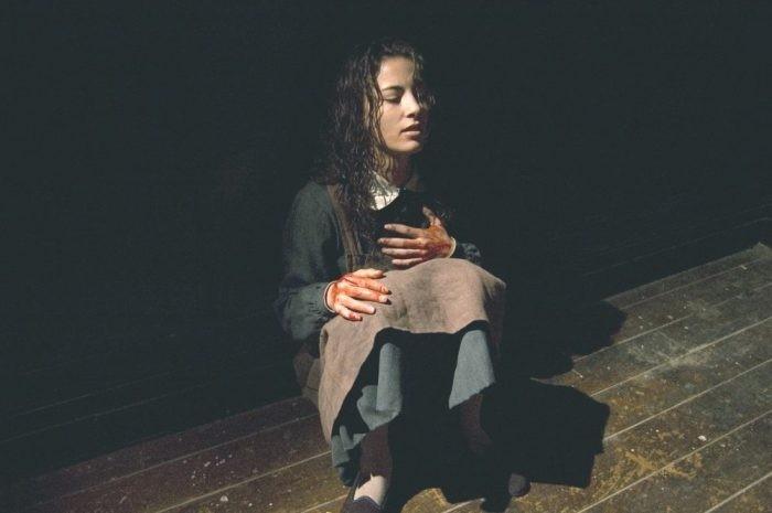 Chiara Tortorella in una scena del film Il nascondiglio
