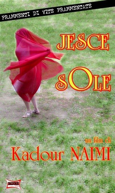 La copertina DVD di Jesce Sole
