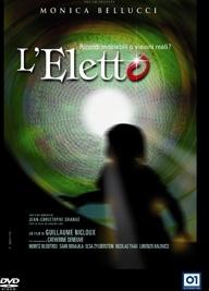La copertina DVD di L'eletto