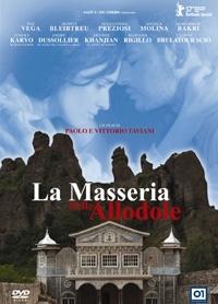 La copertina DVD di La masseria delle allodole