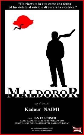 La locandina di Maldoror