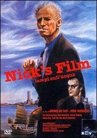 La locandina di Nick's Film - Lampi sull'acqua