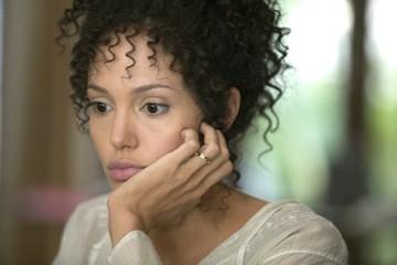 Angelina Jolie è Mariane Pearl  nel film A Mighty Heart - Un cuore grande