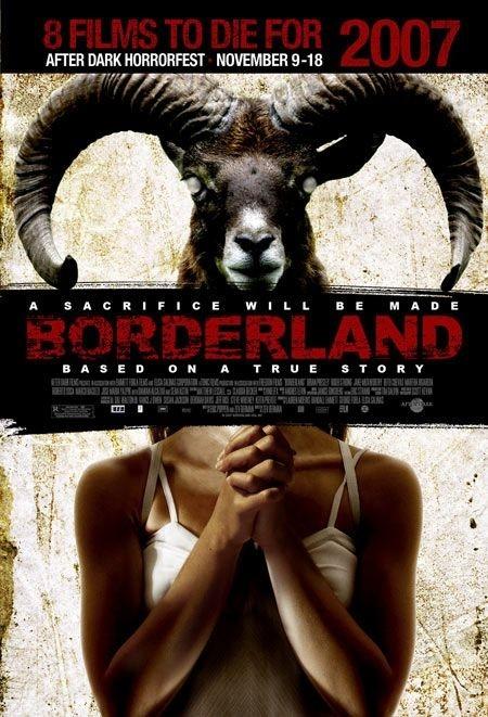 Poster per il film Borderland