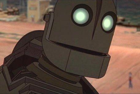 sequenza del film Il gigante di ferro
