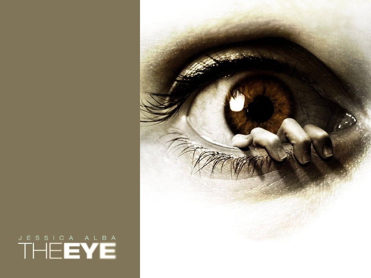 un wallpaper del film The Eye