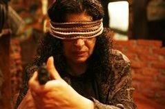 Un'immagine del film Angeli distratti