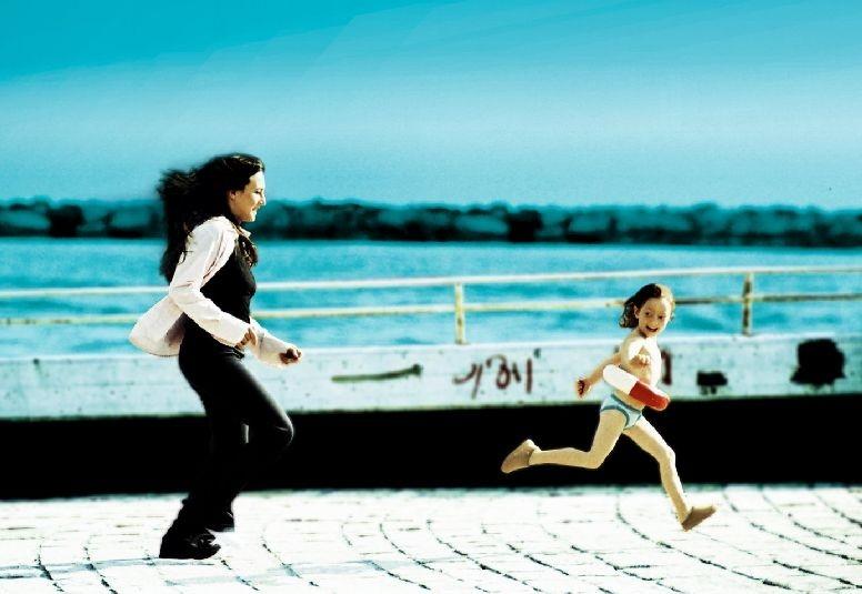 Un'immagine del film Meduse