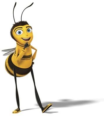 Barry B. Benson, l'ape protagonista di Bee Movie