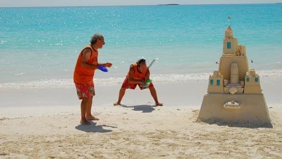 Una sequenza di Matrimonio alle Bahamas