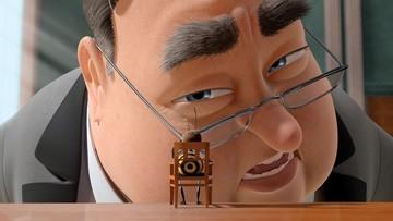 Un'immagine di Bee Movie, film d'animazione diretto da Steve Hickner e Simon J. Smith