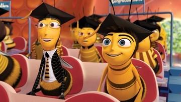 Una sequenza di Bee Movie, pellicola diretta da Steve Hickner e Simon J. Smith