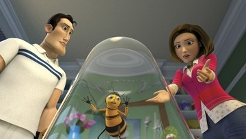 Un'immagine di Bee Movie, di Steve Hickner e Simon J. Smith