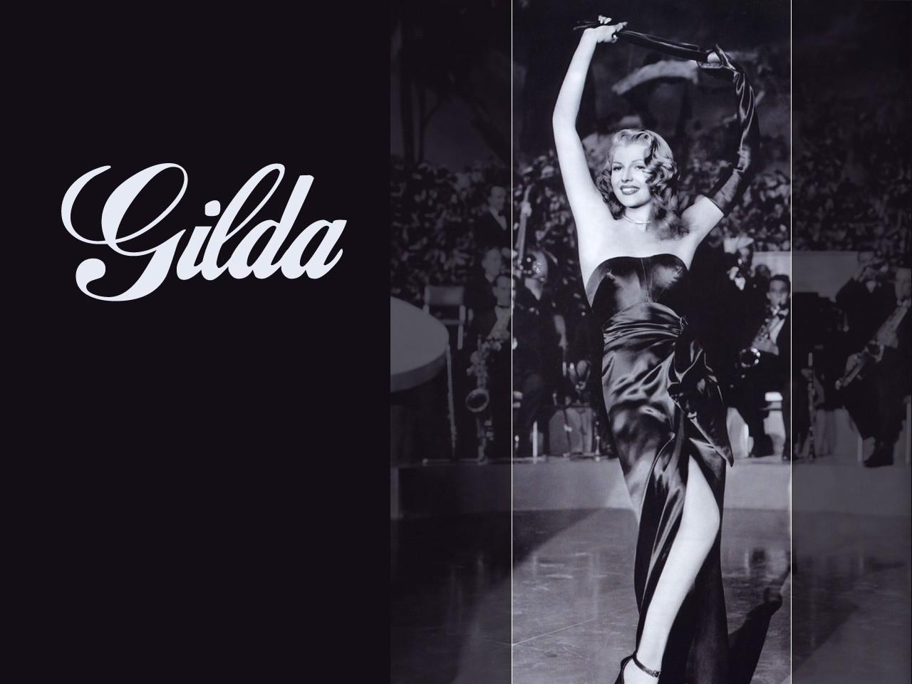 Wallpaper del film Gilda