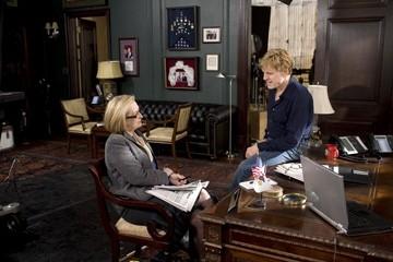 Meryl Streep e Robert Redford in una scena di Leoni per agnelli