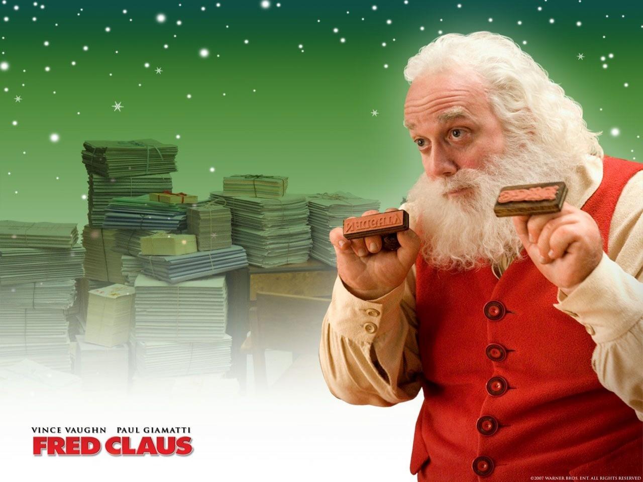 Wallpaper del film Fred Claus