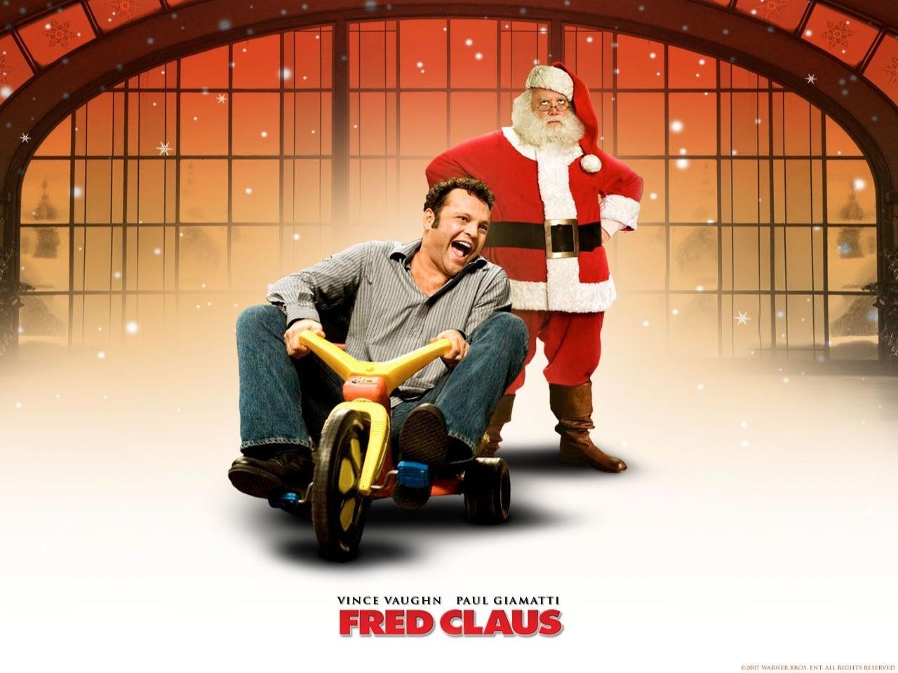 Wallpaper della commedia Fred Claus - Un fratello sotto l'albero